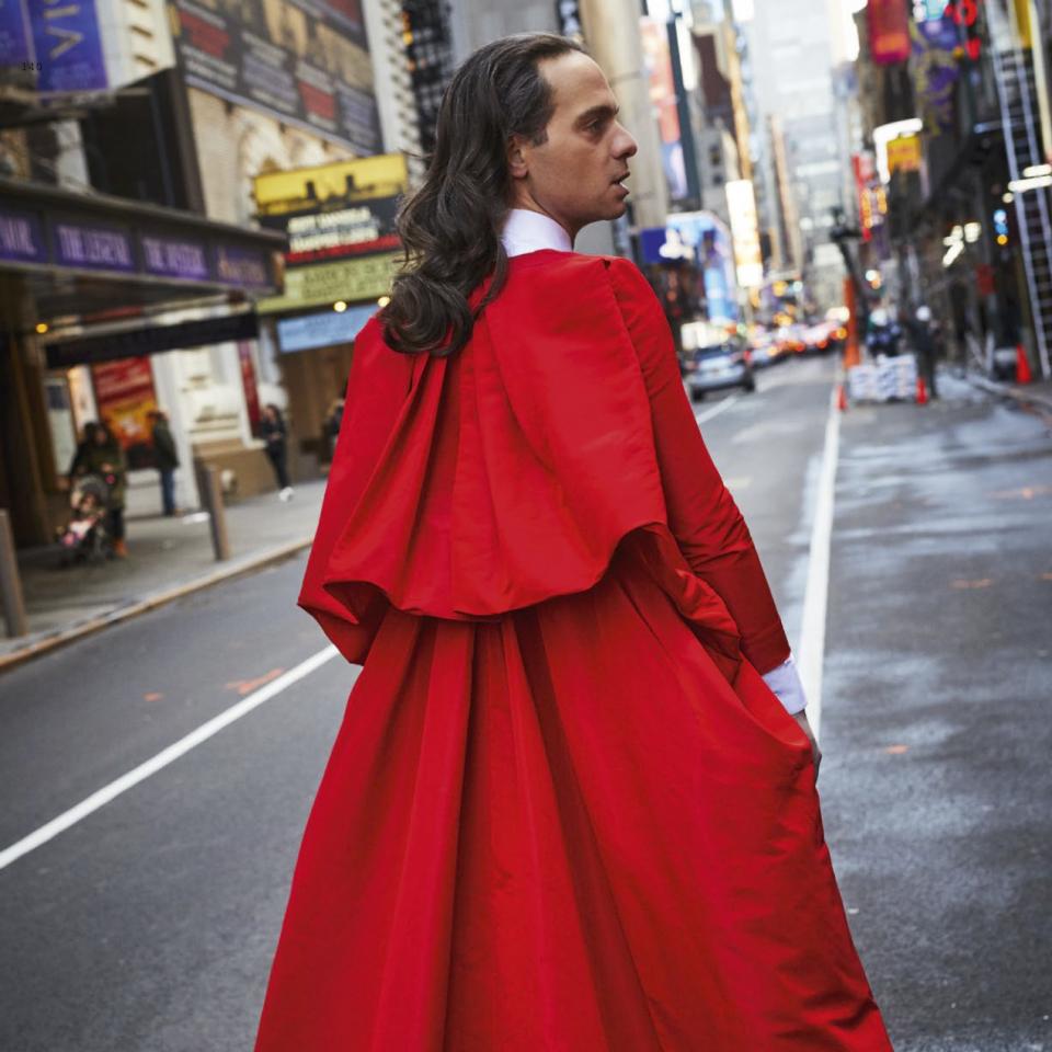 Vogue Poland Profiles Jordan