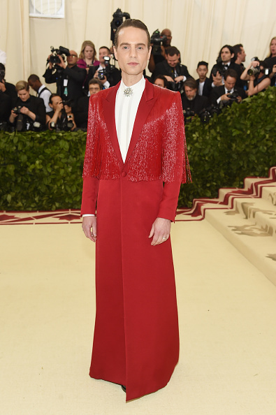 Jordan Roth at The Met Gala