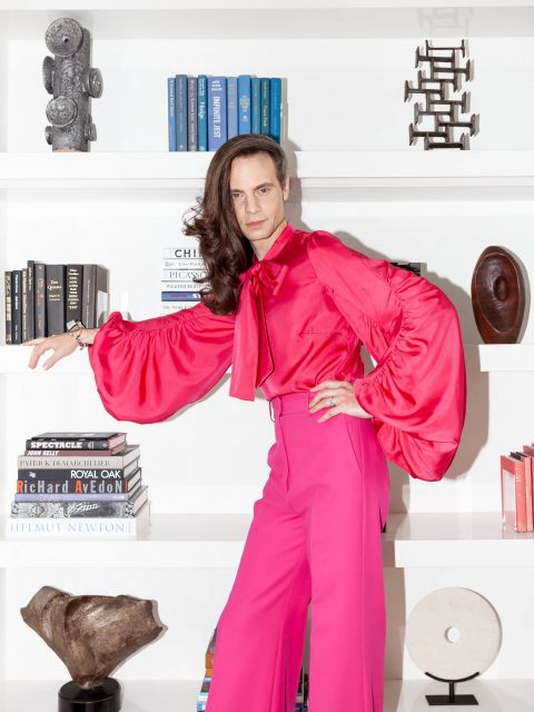 "Out Magazine: ""Jordan Roth is the Gay Fashion Icon We Deserve"""