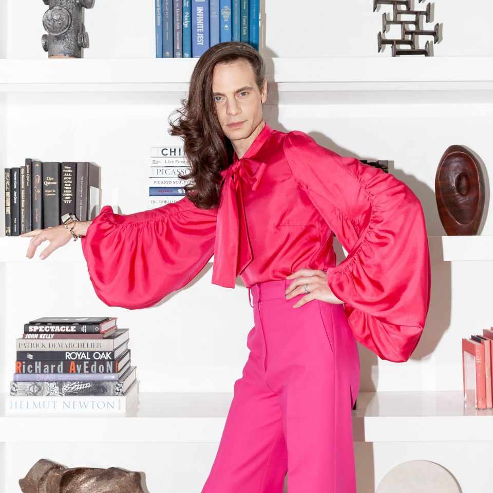 """Out Magazine: """"Jordan Roth is the Gay Fashion Icon We Deserve"""""""