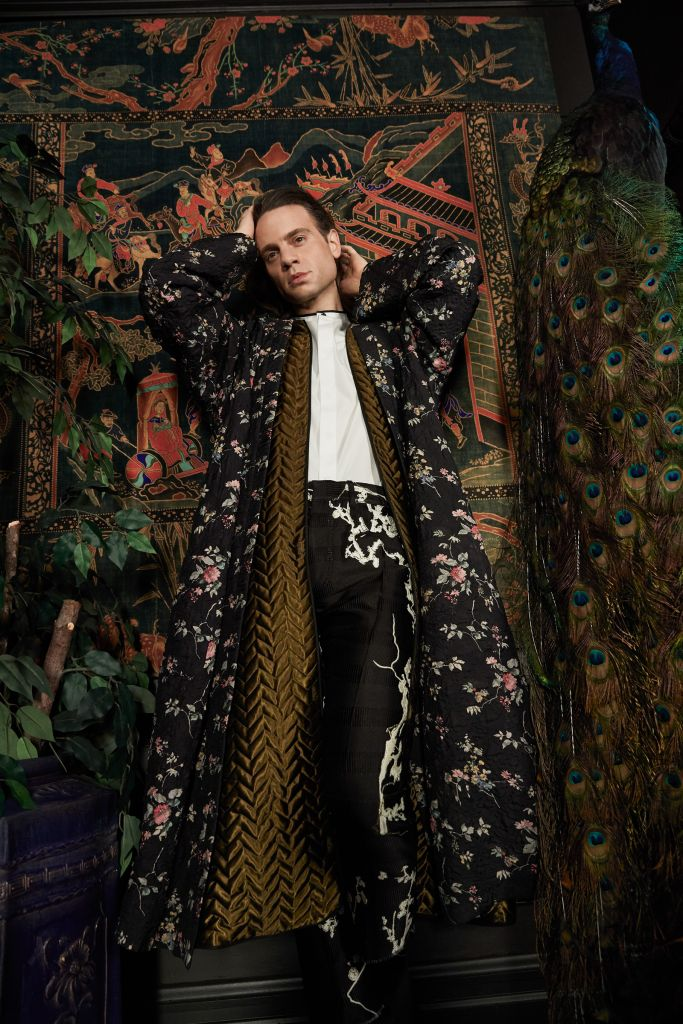 Jordan Roth for Vogue