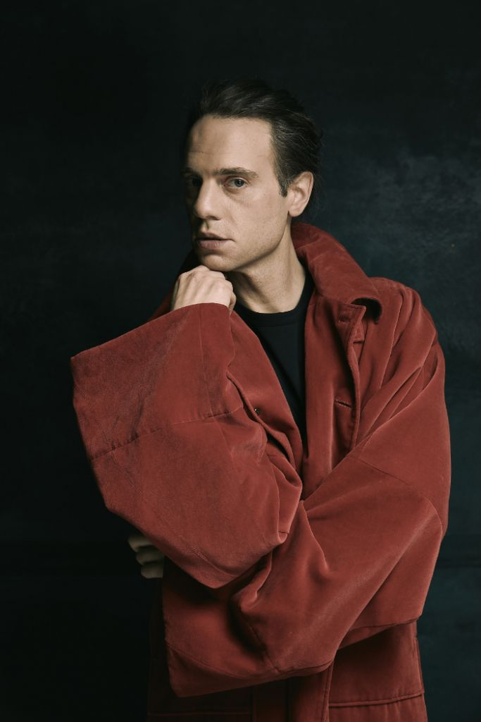 Jordan Roth in Haute-Couture