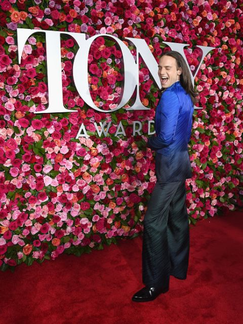 Jordan Roth Behind the Scenes at the 2018 Tony Awards